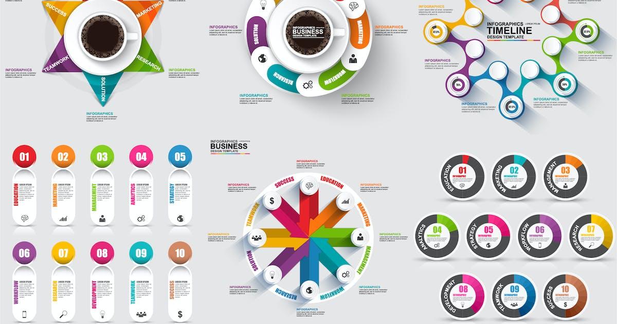 Download Modern 3D Infographics by alexdndz