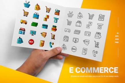 E-Commerce - Icon
