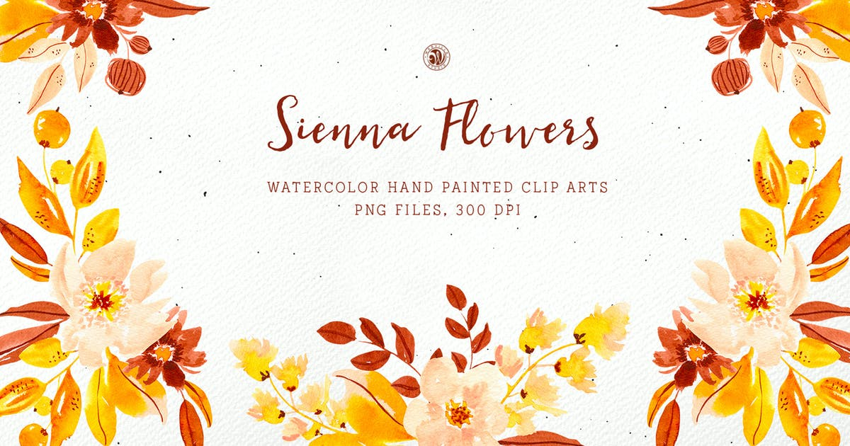 Download Sienna Flowers by Webvilla