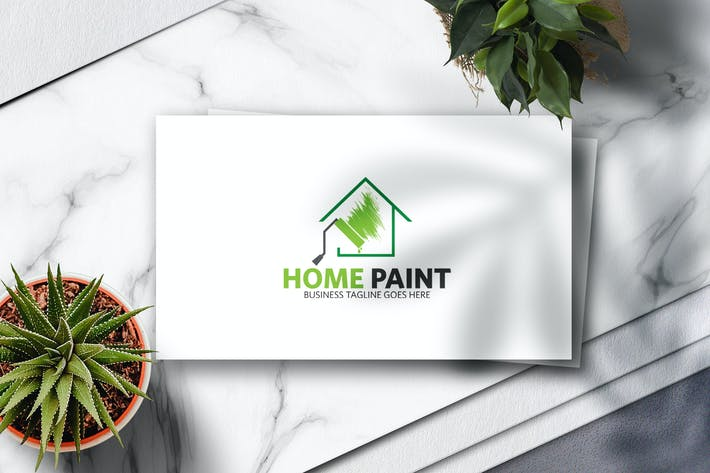 Thumbnail for Home Paint Logo