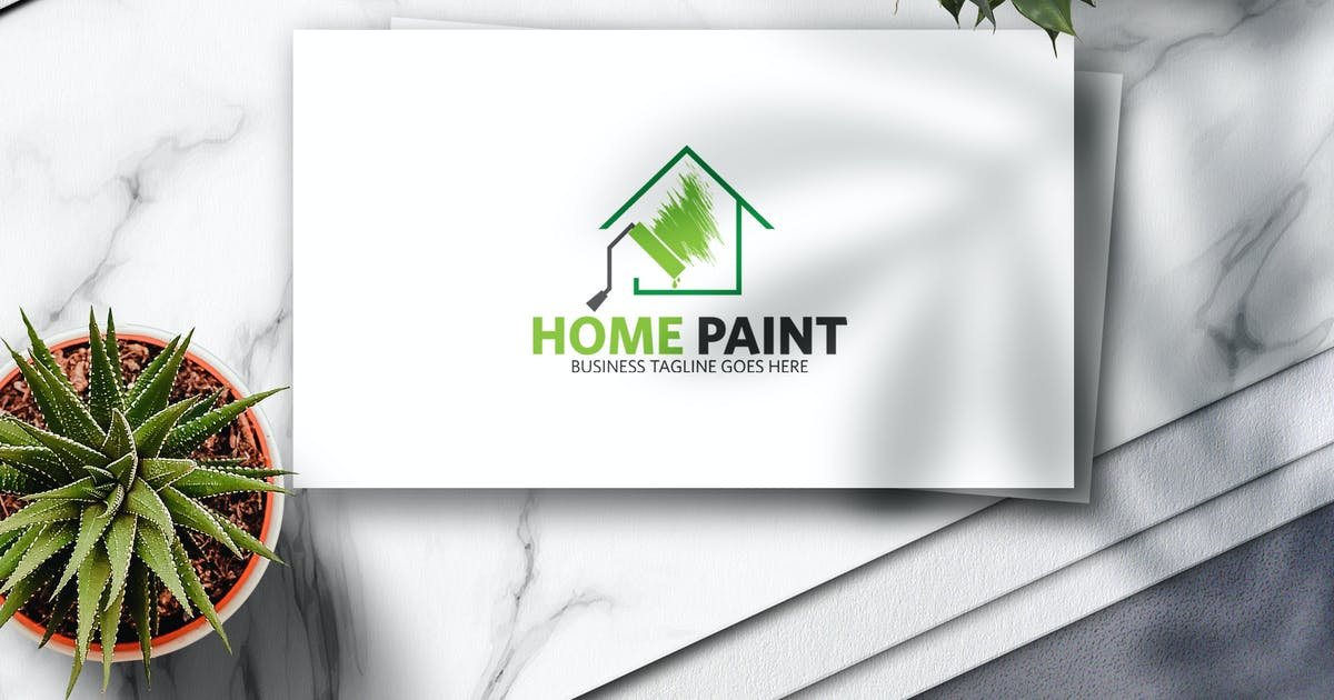 Download Home Paint Logo by Voltury