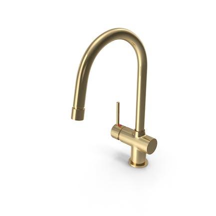 Gold Kitchen Faucet