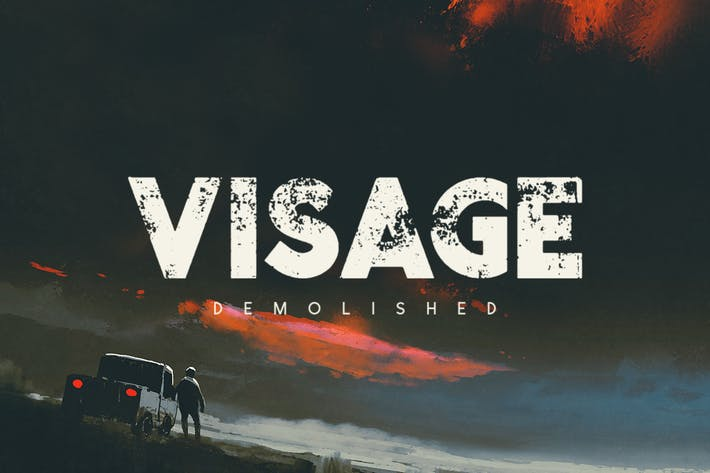 Thumbnail for Visage Demolished