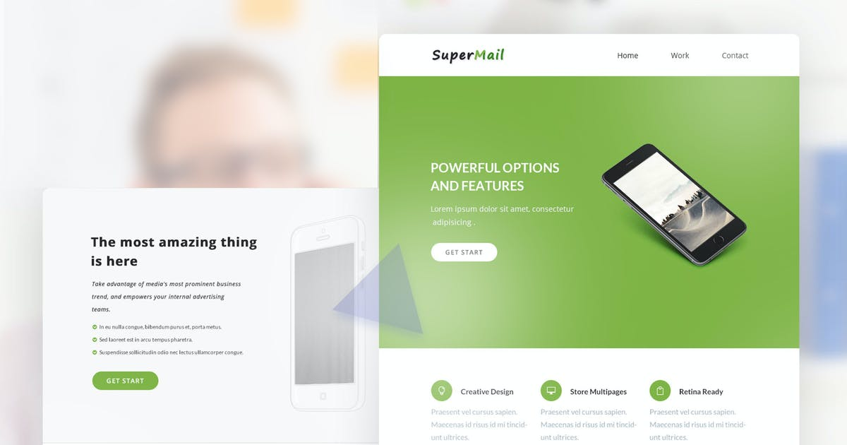 Download Email Newsletter by Ra-Themes