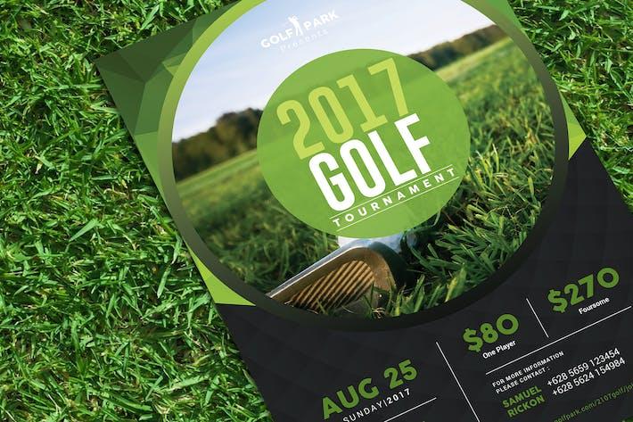 Thumbnail for Tournoi de golf