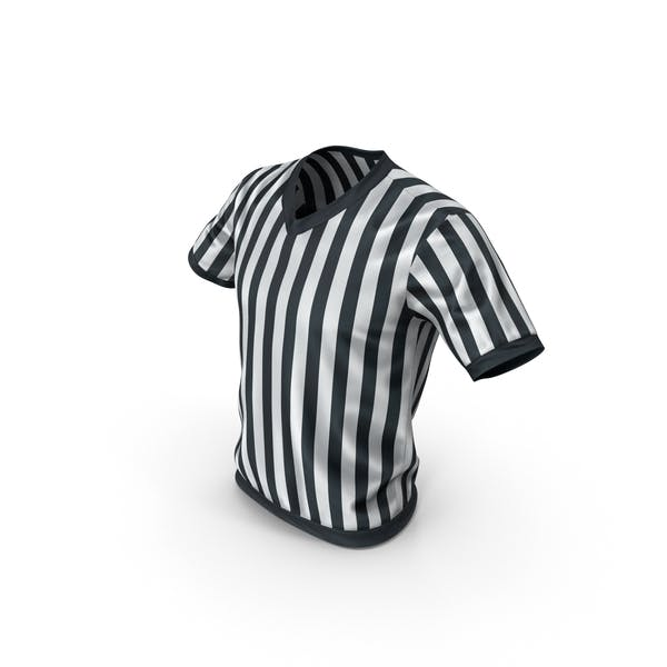 Thumbnail for Soccer Referee T-Shirt