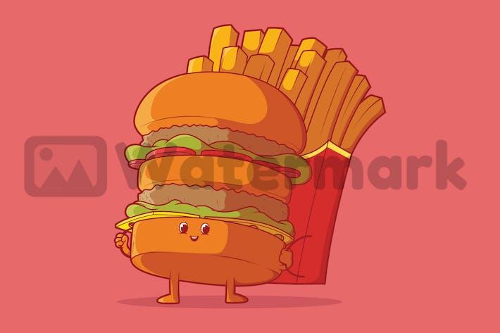 Travelling Burger