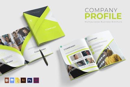 Firmenprofil | Broschüre