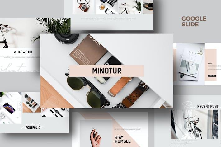 Thumbnail for Minotur - Google Slide