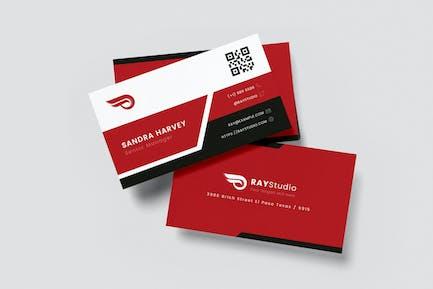 Professional Business Card v45