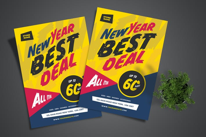 Thumbnail for Best Deal Flyer