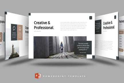 Mind - Powerpoint Template