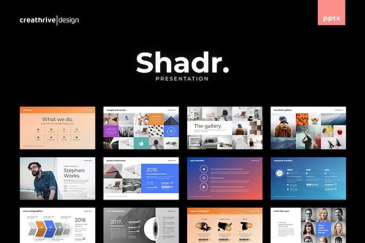 Thumbnail for Shadr PowerPoint