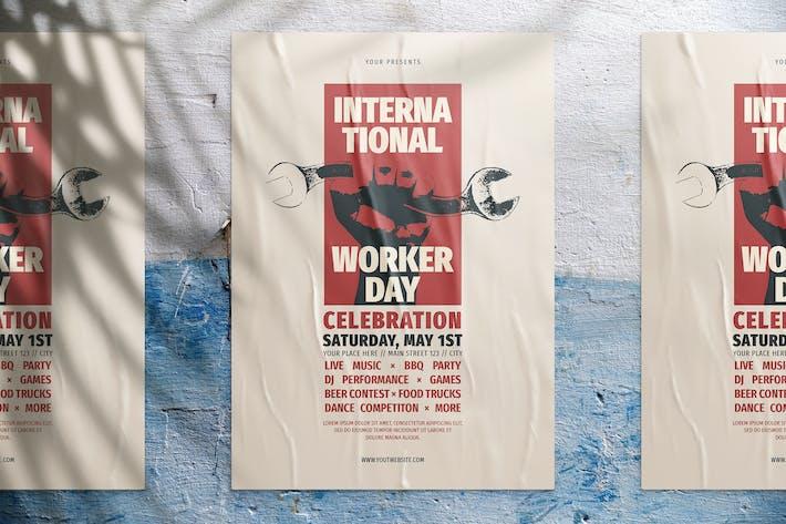 International Worker Day
