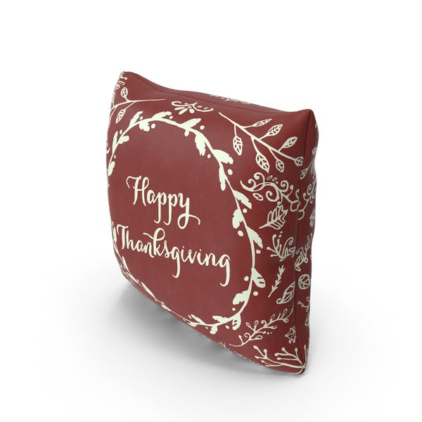 Cover Image for Thanksgiving Pillow