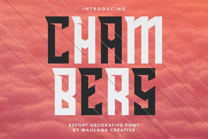 Chambers Esport - Fuente decorativa