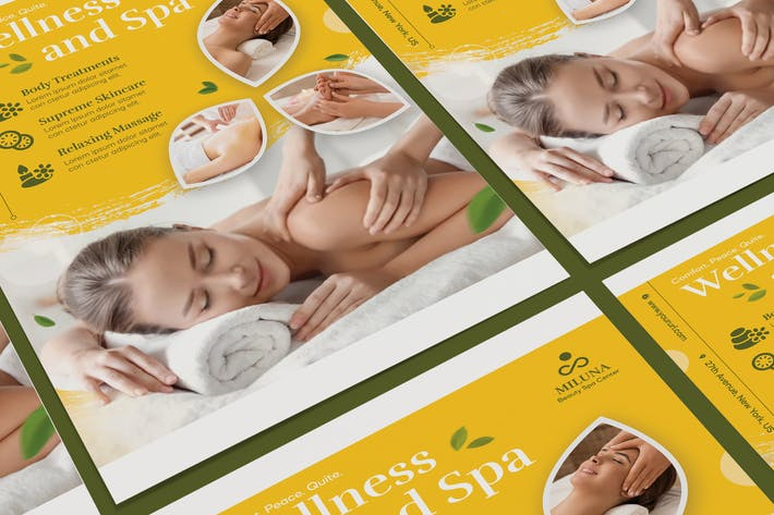Thumbnail for Beauty Spa Poster