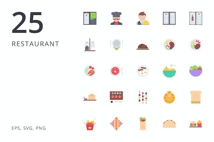 Thumbnail for Restaurante 25
