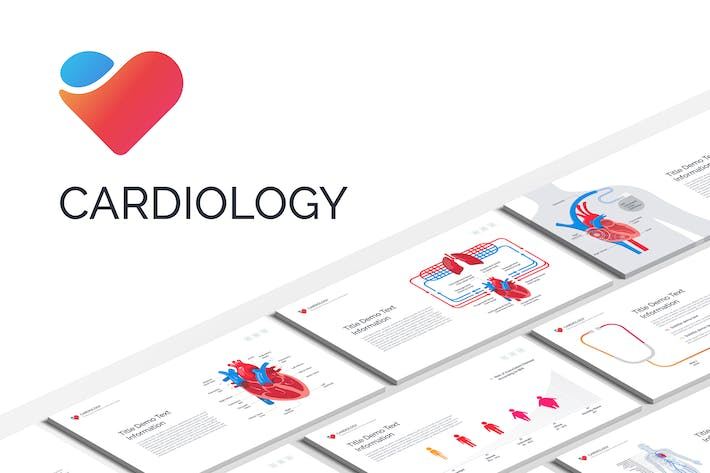 Thumbnail for Cardiology PowerPoint