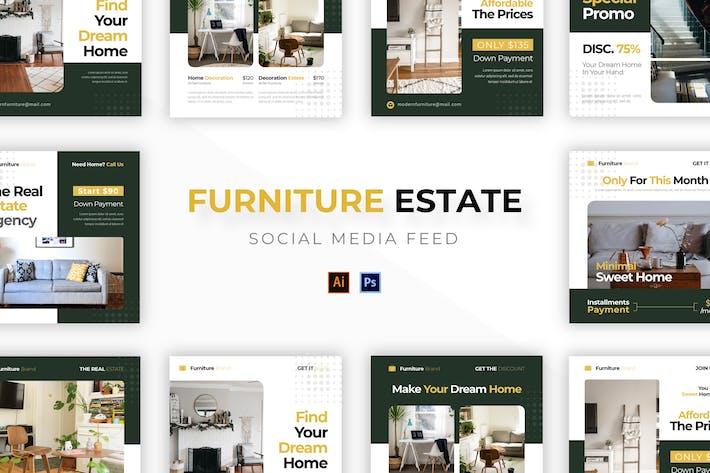 Thumbnail for Furniture Estate Socmed Post