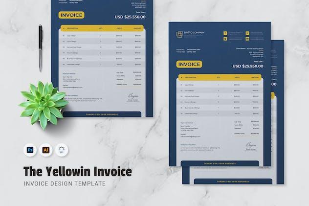 Yellowin Invoice