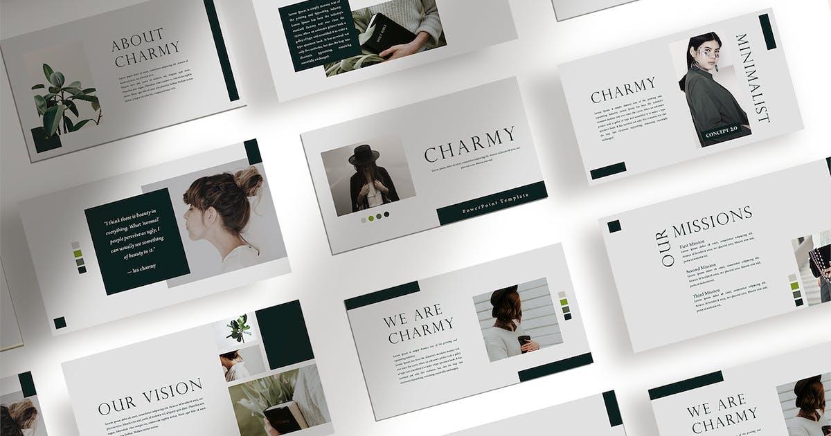 Download Charmy - Presentation Template by ovozdigital