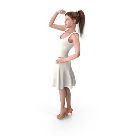 Woman Standing