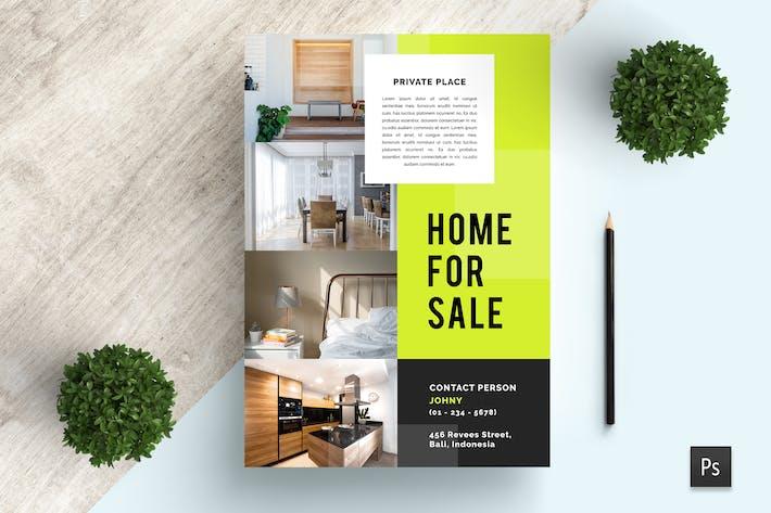 Thumbnail for Somole Professional Real Estate Flyer
