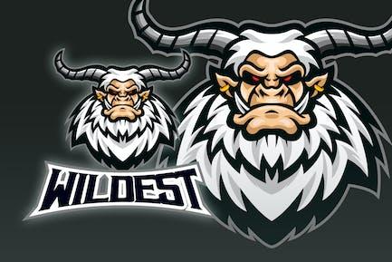 Evil Yeti Esport Logo