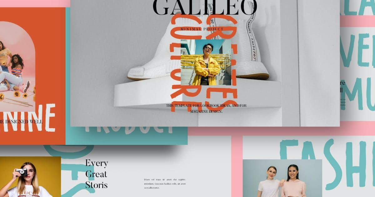 Download Galileo Powerpoint Template by axelartstudio