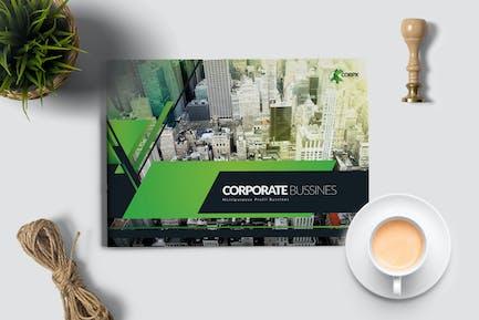 Corporate Modern Brochure Photoshop