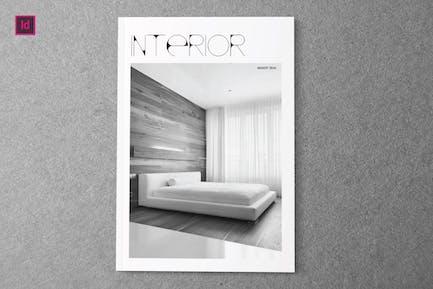 INTERIOR - Indesign Magazine Template