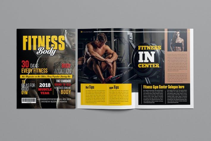 Thumbnail for Fitness Body Magazine