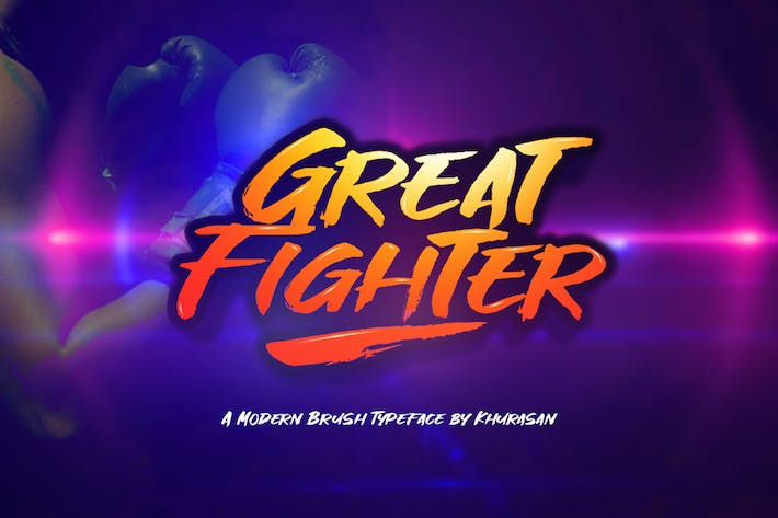 Thumbnail for Great Fighter