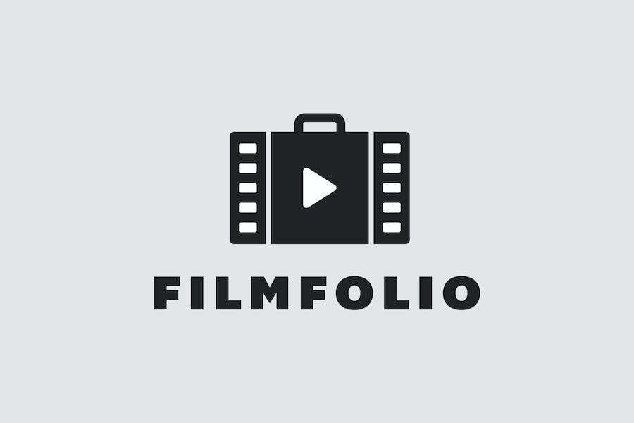 Film Folio — Logo Template