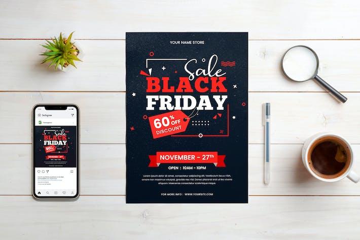 Black Friday Sale & Banner Design
