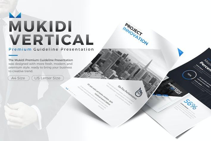 Mukidi Vertical Premium Presentation