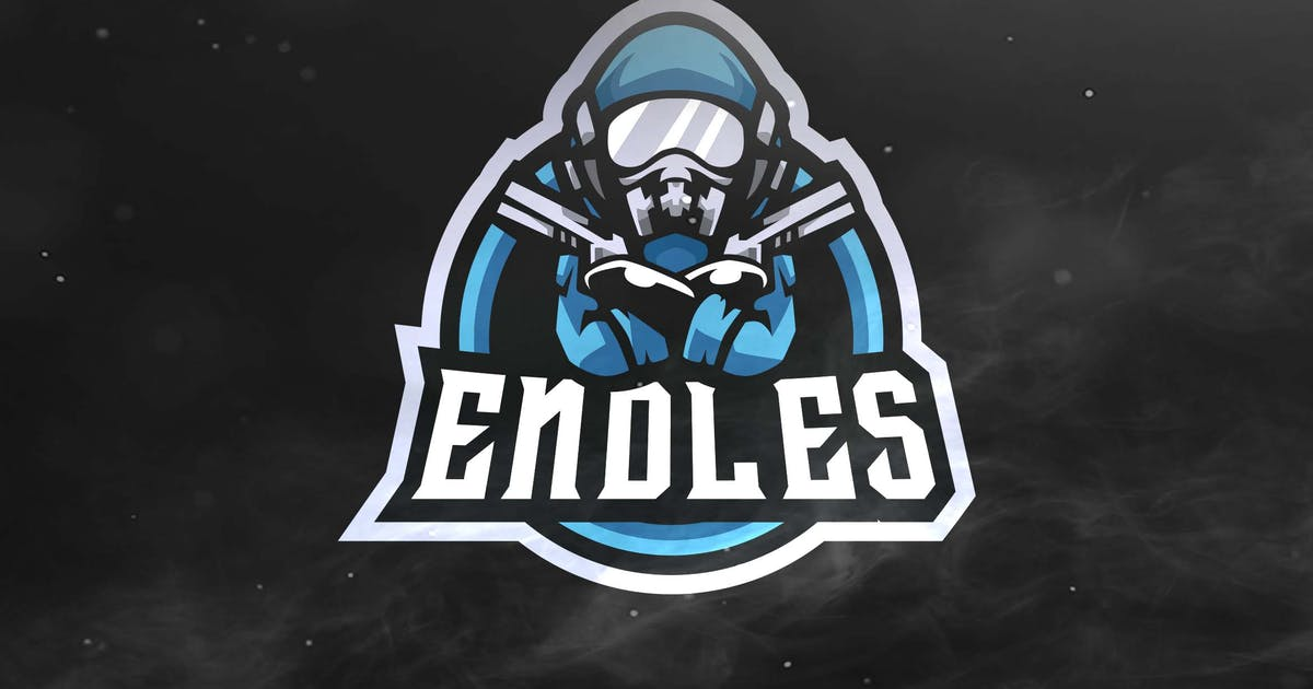 Endless Sport and Esports Logos by ovozdigital