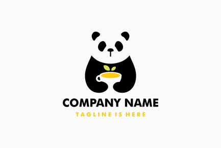 Panda Tea Logo