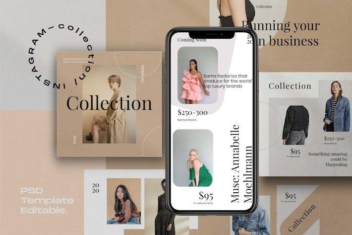 Thumbnail for Collection Fashion Social Media Marketing
