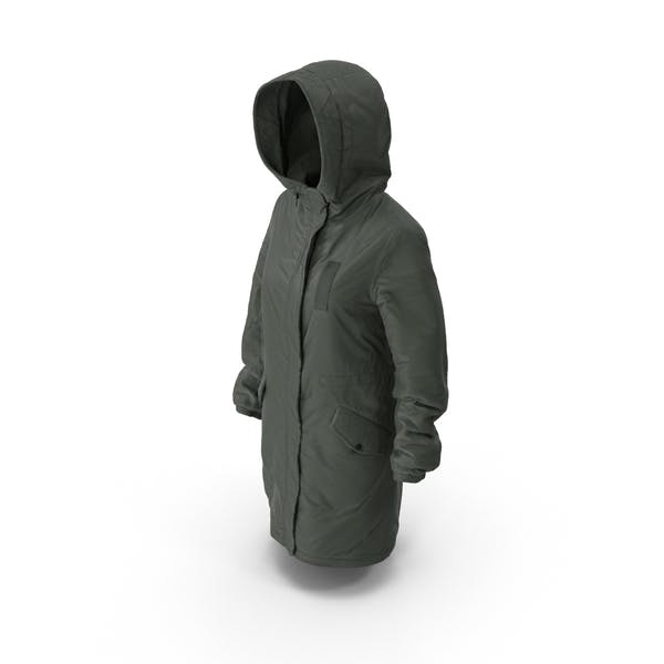 Thumbnail for Women's Down Jacket