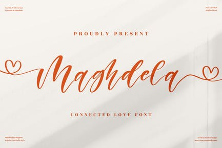 Maghdela Connecting Love LS