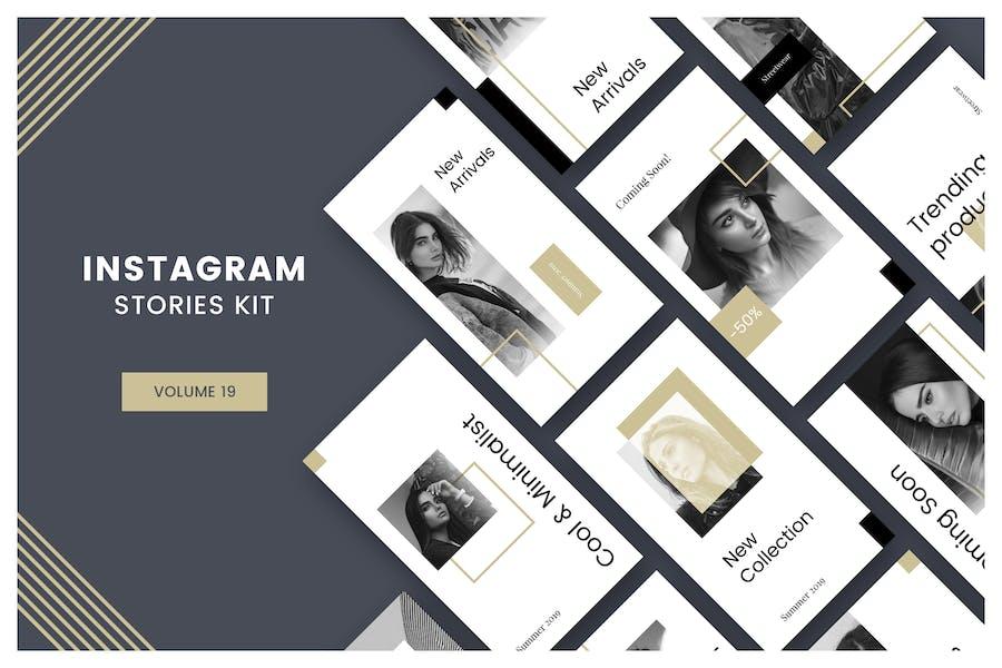 Instagram Stories Kit (Vol.19)