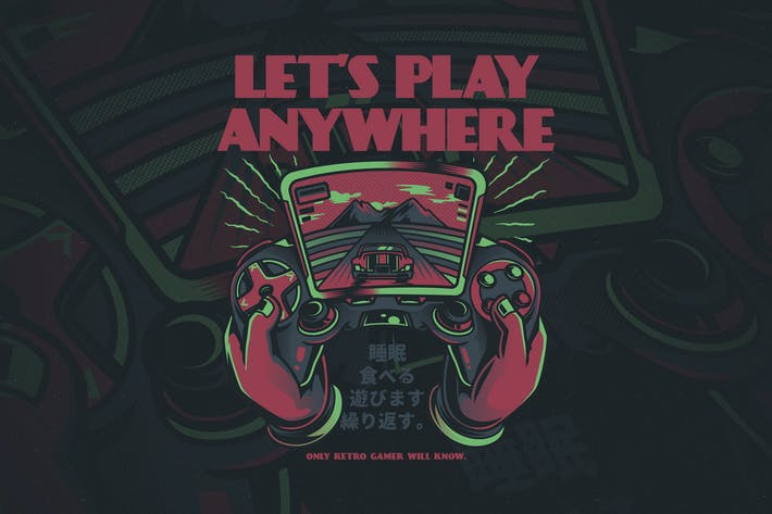 Thumbnail for Let's Play Anywhere