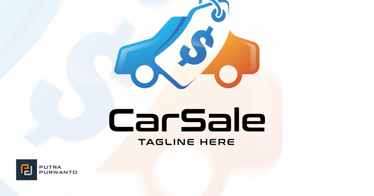 Download Car Sale - Logo Template by putra_purwanto