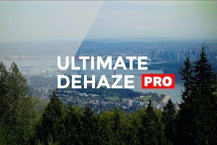 Окончательный Dehaze Pro