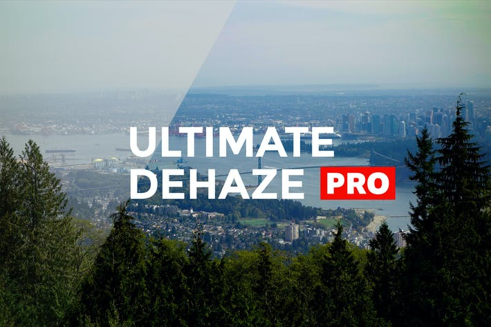 Cover Image For Ultimate Dehaze Pro