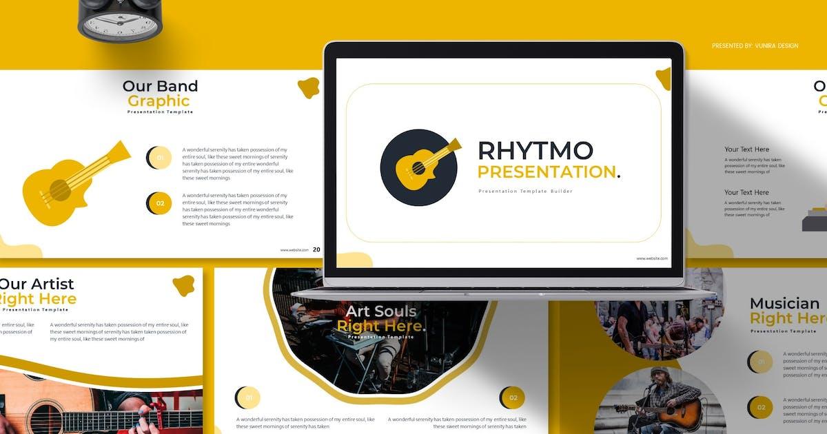 Download Rhytmo   Google Slides Template by Vunira