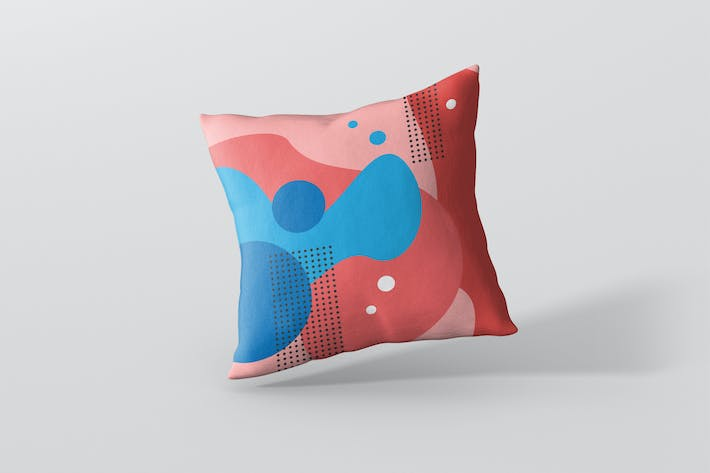 Thumbnail for Pillow Mockup - Square