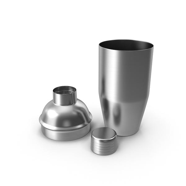 Thumbnail for Cocktail Shaker